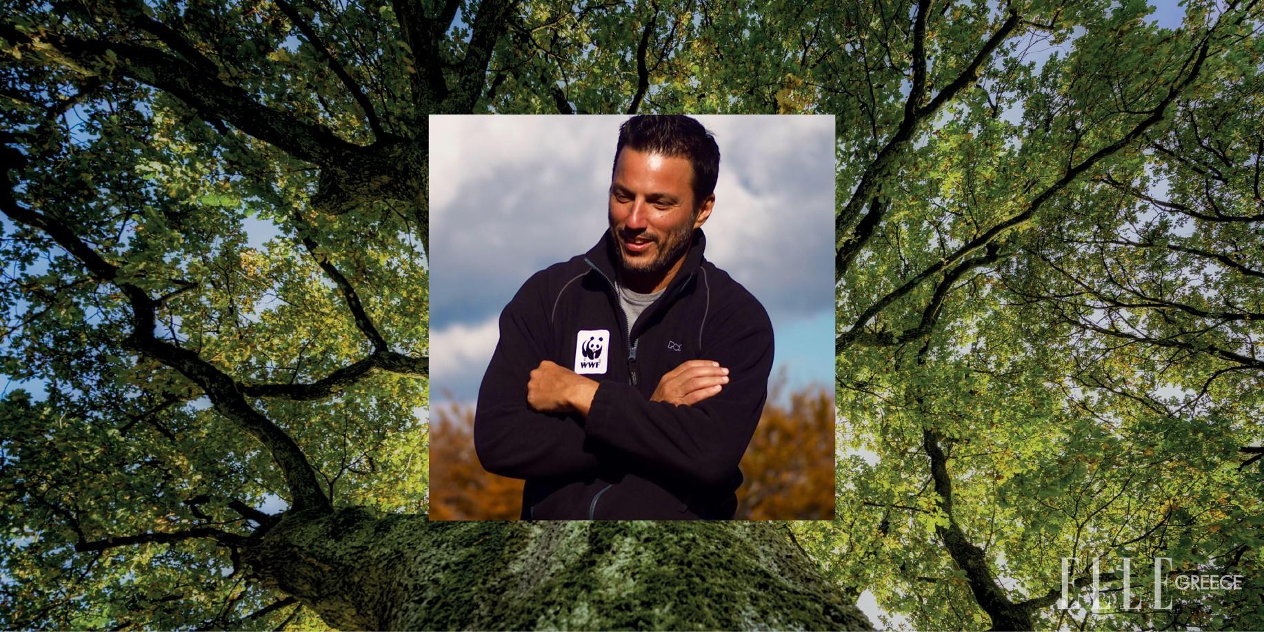 «O Covid-19 είναι η απόδειξη της κακής σχέσης μας με τη φύση»: Ο Δημήτρης Καραβέλλας, Γενικός Διευθυντής της WWF Ελλάς μιλά στο ELLE Ο Δηµήτρης Καραβέλλας, Γενικός Διευθυντής της WWF Ελλάς, υποστηρίζει ότι η πανδημία αποδεικνύει με τον πιο σκληρό τρόπο ότι η σχέση του ανθρώπου με το περιβάλλον δεν είναι αυτή που θα έπρεπε.