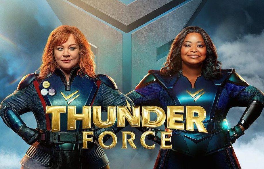 Thunder Force: Βρήκαμε την πιο διασκεδαστική superhero ταινία- και ναι! είναι στο Netflix Η Melissa McCarthy και η Octavia Spencer, ένα ασυνήθιστο δίδυμο με το όνομα Thunder Force, βάζουν τις στολές τους σε μια διασκεδαστική κωμωδία σούπερ-ηρωίδων, στο Netflix.