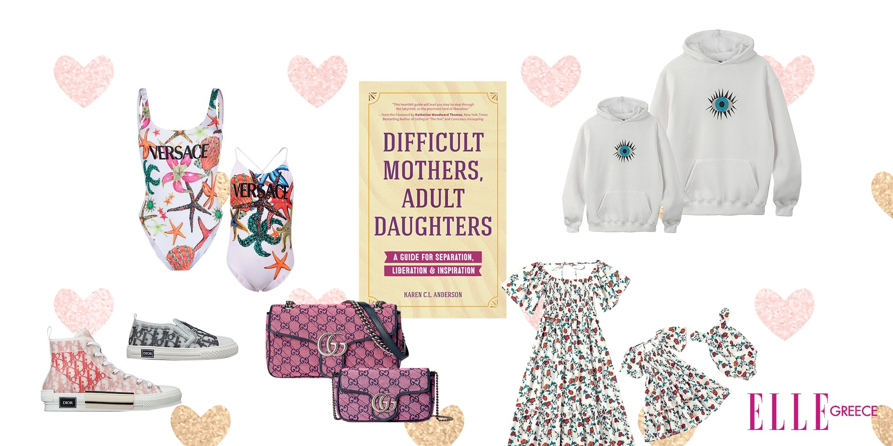 Elena's Choice: Τα αγαπημένα του Μαΐου Η εκδότρια του ELLE, Έλενα Μακρή, επιλέγει τα ρούχα, τα αξεσουάρ, τα beauty items και ό,τι άλλο της τράβηξε την προσοχή αυτό το μήνα.