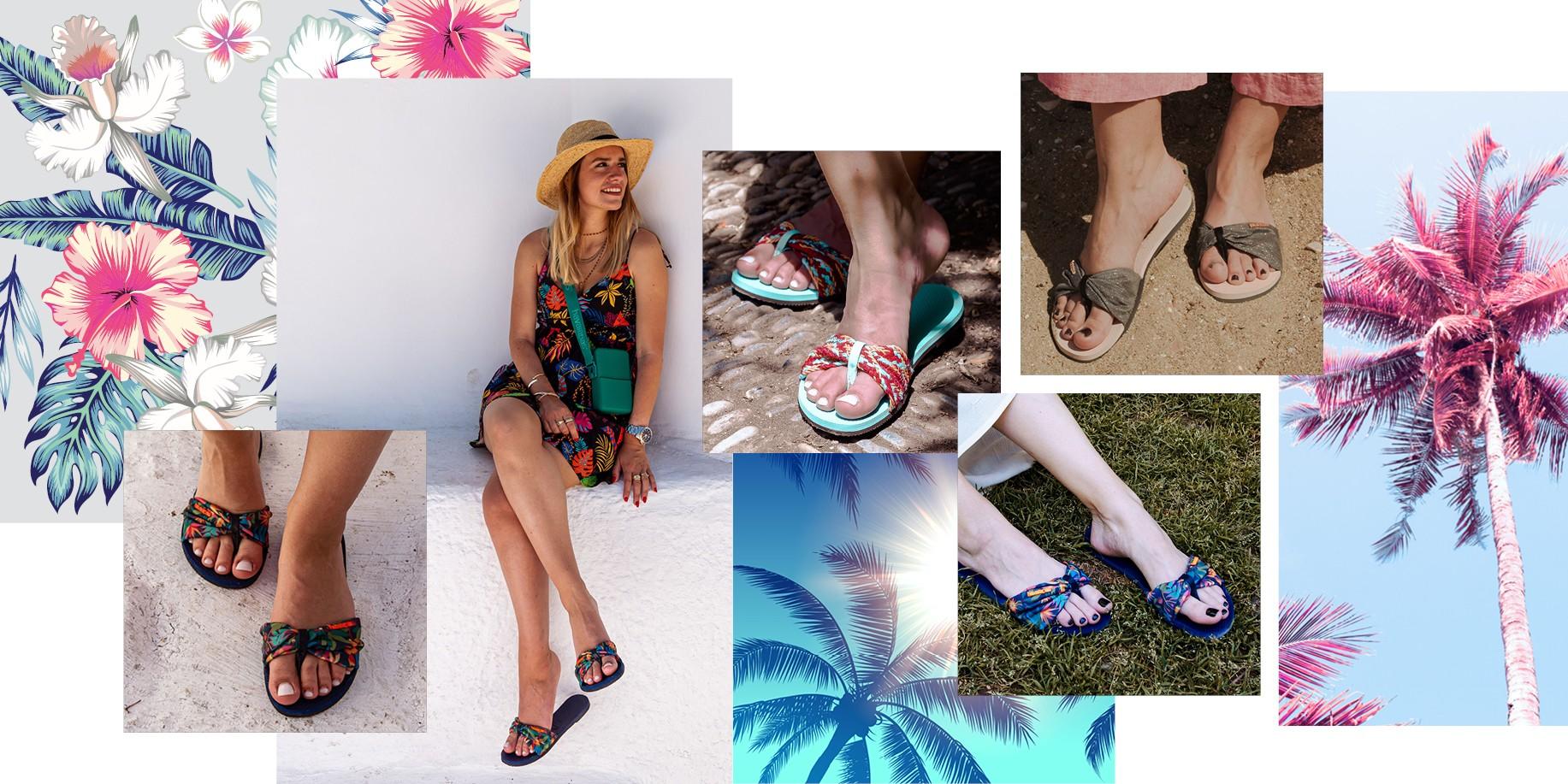Έτσι θα φορέσεις τις Havaianas και εκτός παραλίας. Οι editors του ELLE.gr δημιουργούν 4+1 υπέροχα street style looks που σίγουρα θα σε εμπνεύσουν