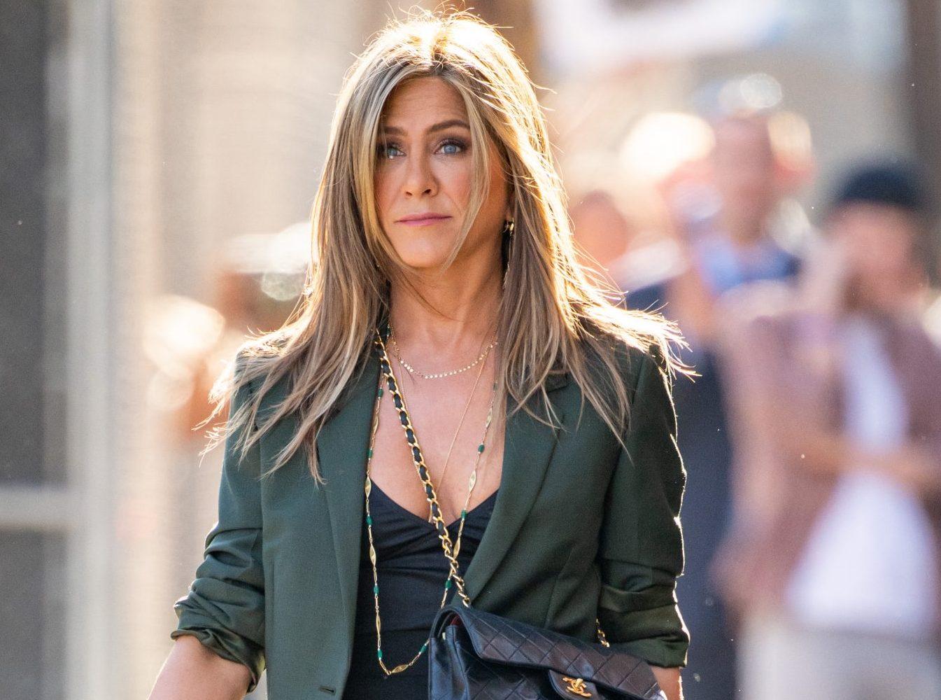 Τι τρώει μέσα στην ημέρα η Jennifer Aniston;