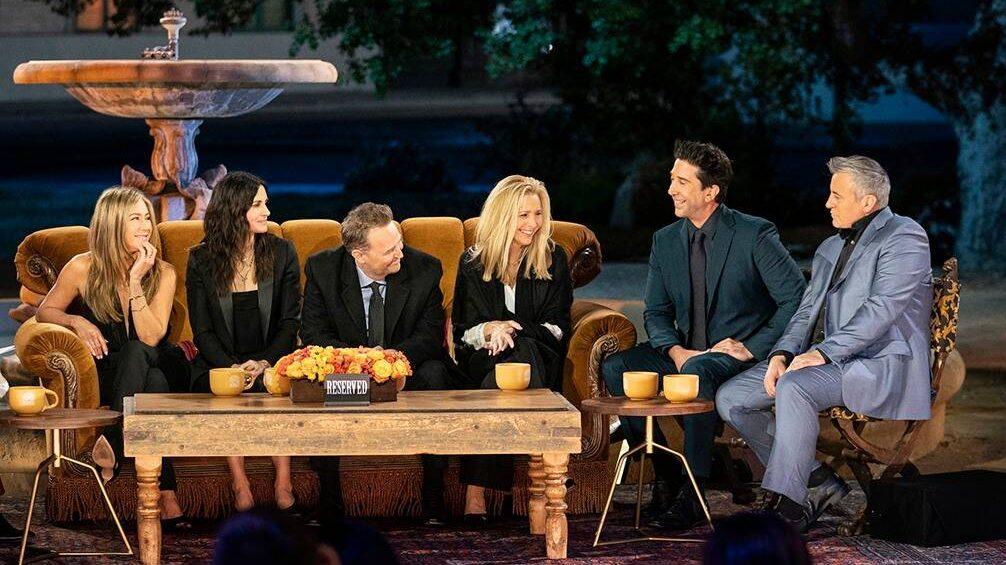 «Friends: The Reunion»: Οι στιγμές που μας ενθουσίασαν