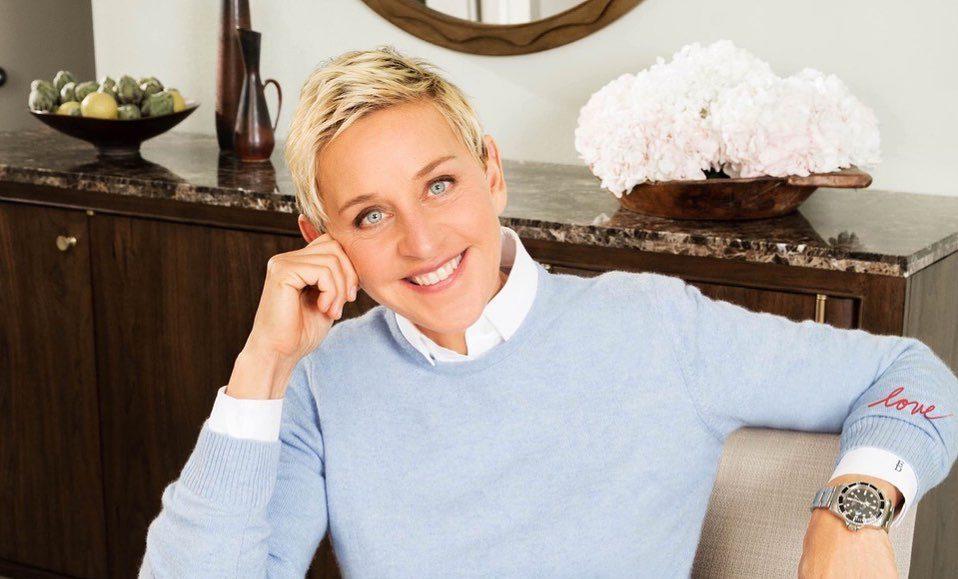 Ellen DeGeres