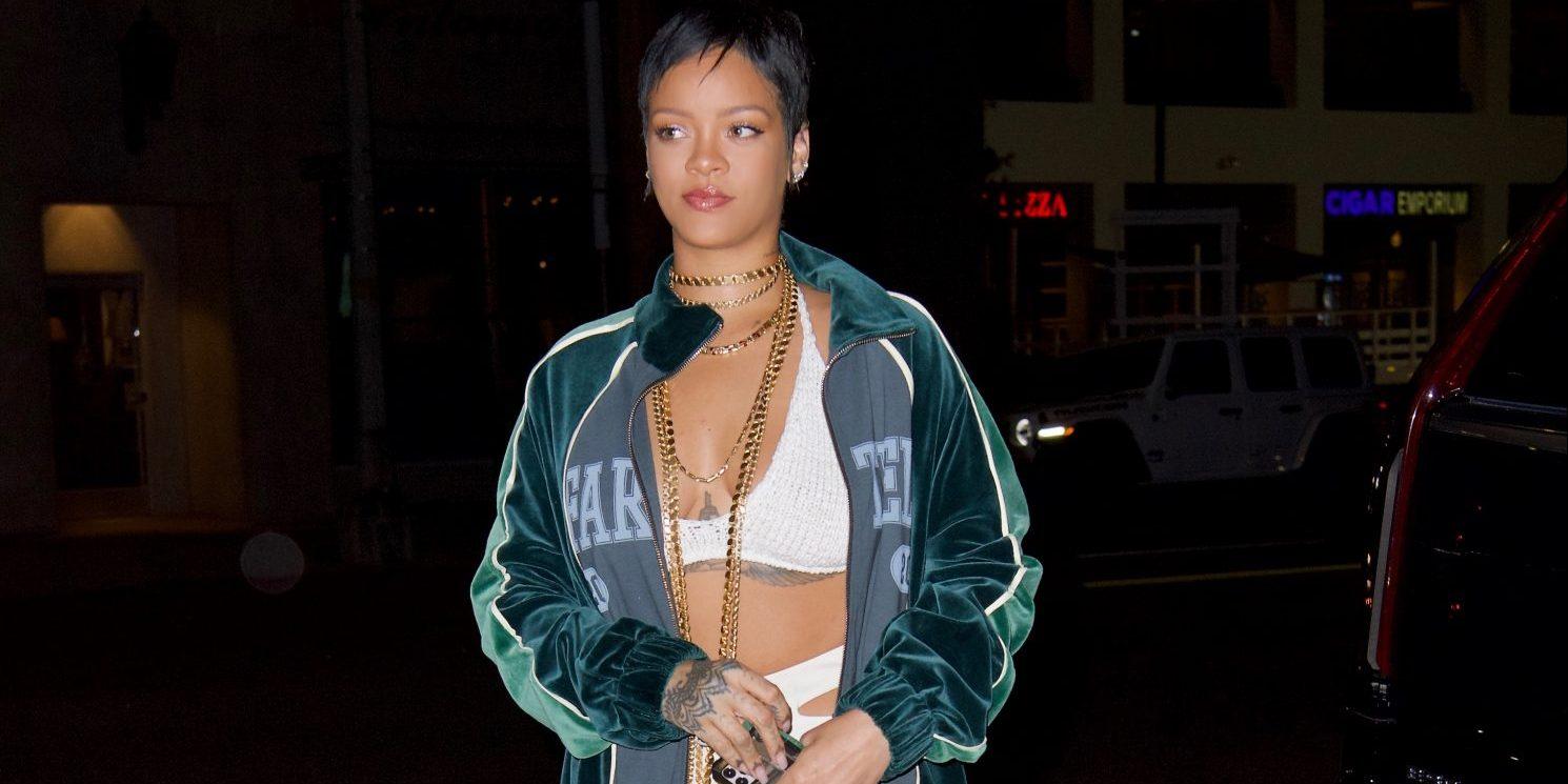 Έτοιμη σε 10 μόλις λεπτά; Η Rihanna ξέρει τον τρόπο και τον μοιράζεται μαζί μας