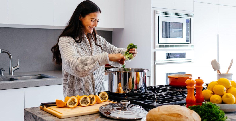 Ποιες καλές διατροφικές συνήθειες μας άφησε η καραντίνα;