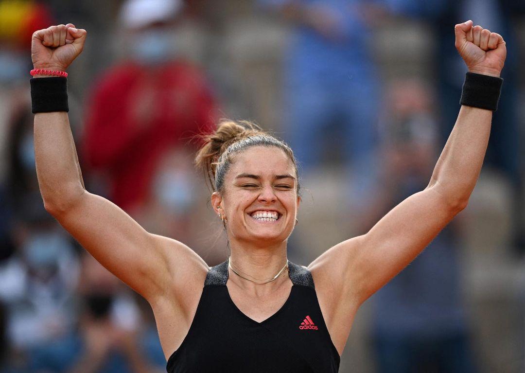 Γράφει ιστορία η Σάκκαρη: Προκρίθηκε στα ημιτελικά του Roland Garros