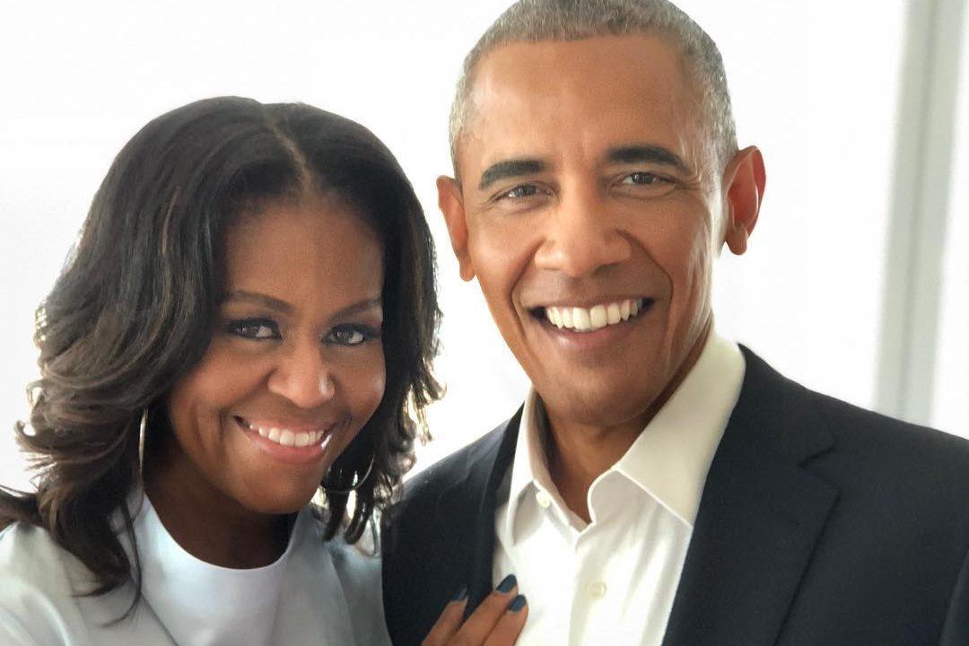 Barack & Michelle Obama: Η ζωή τους γίνεται σειρά στο Netflix Ο Barack και η Michelle Obama ανακοίνωσαν το νέο τους πρότζεκτ, με τίτλο «We the People» στη συνδρομητική πλατφόρμα του Netflix.