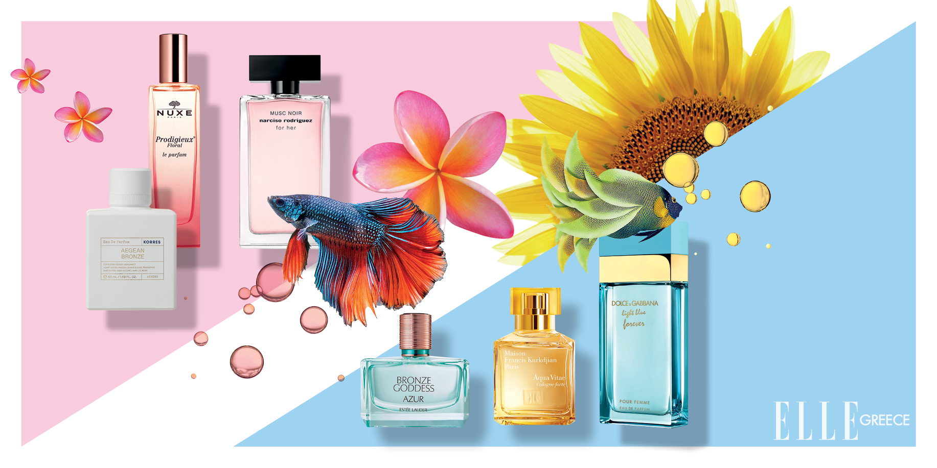 Αυτά τα 10 αρώματα μυρίζουν καλοκαίρι (trust me)