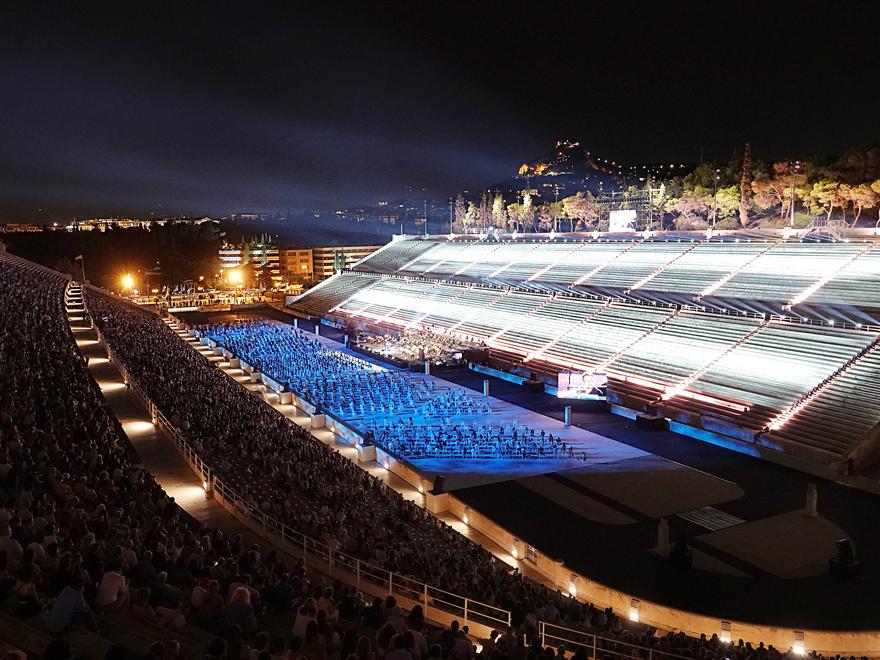 H Lidl Ελλάς χορηγός παράστασης του All Star Verdi Gala της Εθνικής Λυρικής Σκηνής στο Παναθηναϊκό Στάδιο Με αφορμή τους φετινούς εορτασμούς για την επέτειο της συμπλήρωσης των 150 ετών από την πρώτη παρουσίαση της Αΐντας στην Όπερα του Καΐρου, η Εθνική Λυρική Σκηνή παρουσίασε ένα All Star Γκαλά Βέρντι για να σηματοδοτήσει τη μεγάλη επιστροφή της στα ζωντανά θεάματα με την κορυφαία σοπράνο του αιώνα, τη μοναδική Άννα Νετρέμπκο