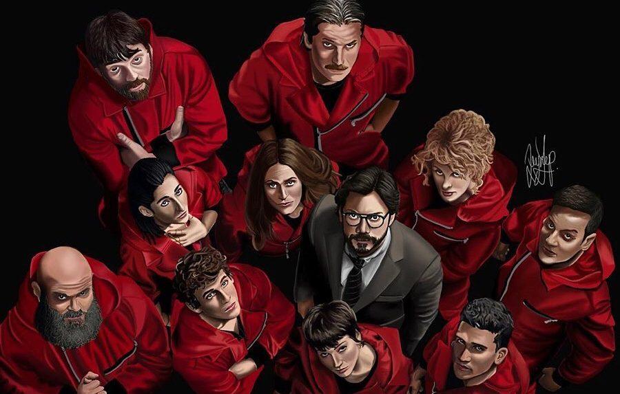 La Casa de Papel: Κυκλοφόρησε το teaser της τελευταίας σεζόν