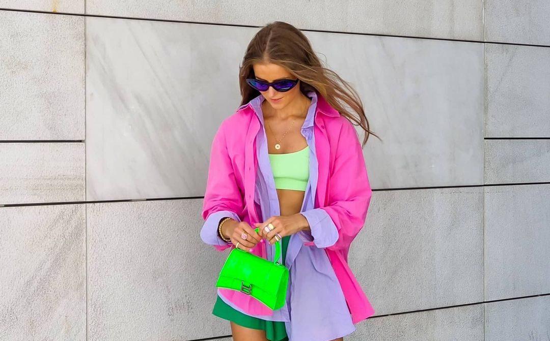 Θέλουμε να προσθέσουμε το φούξια στις all-day εμφανίσεις μας και οι top fashionistas μας δείχνουν το πώς Το ροζ και όλες του οι αποχρώσεις είναι must χρώμα του καλοκαιριού και το έχουμε ήδη αγαπήσει