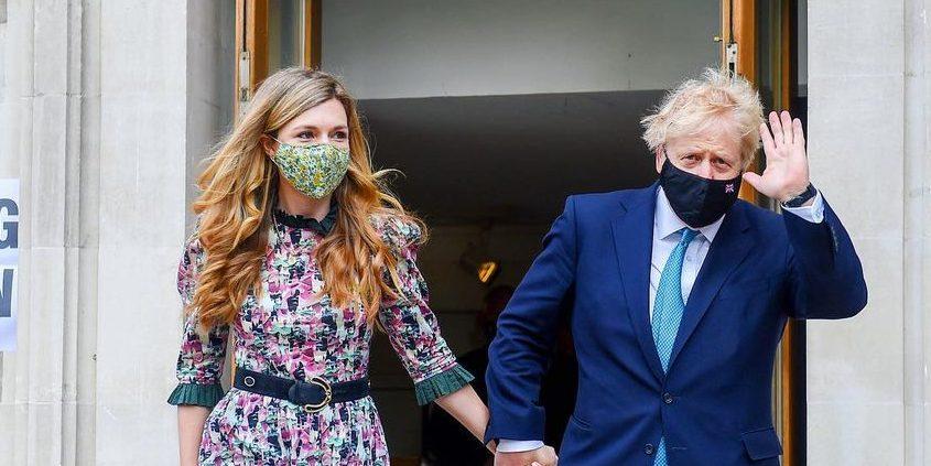 Boris Johnson: Θα γίνει μπαμπάς για δεύτερη φορά