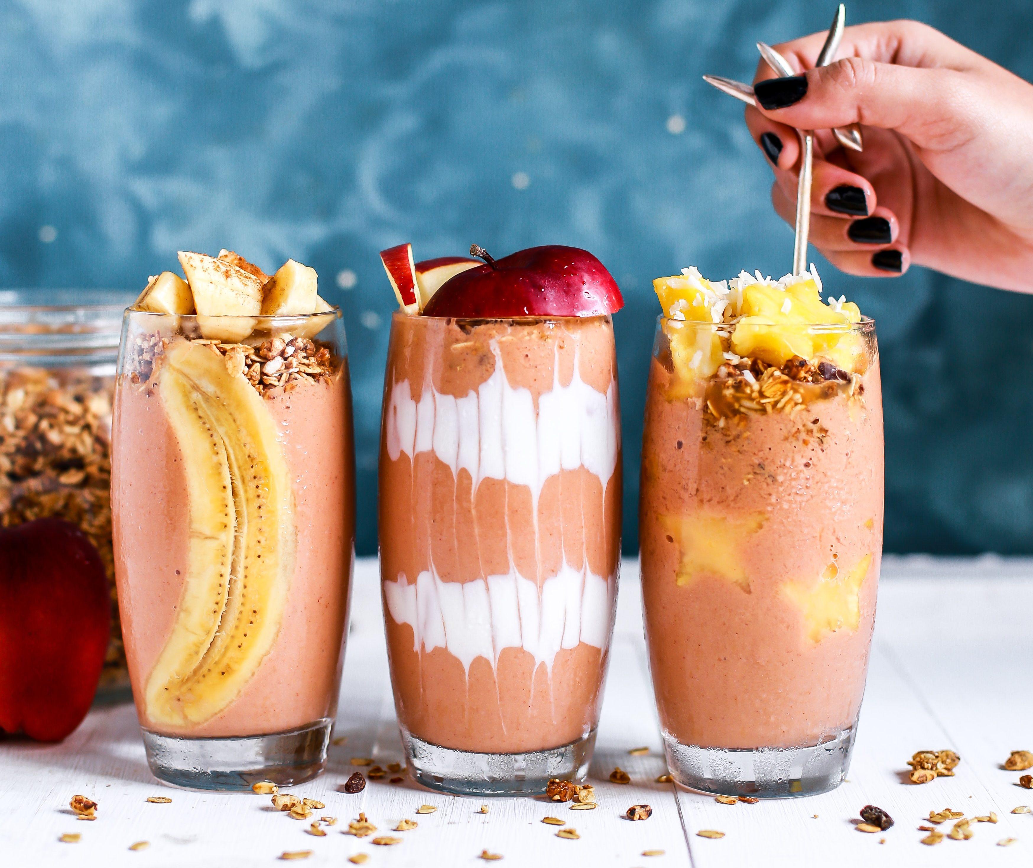Οι λόγοι για τους οποίους αξίζει να βάλεις τα smoothies στη διατροφή σου τώρα Απολαμβάνοντας ένα smoothie έχεις όλη την ενέργεια και τις βιταμίνες που χρειάζεσαι σε ένα ποτήρι.