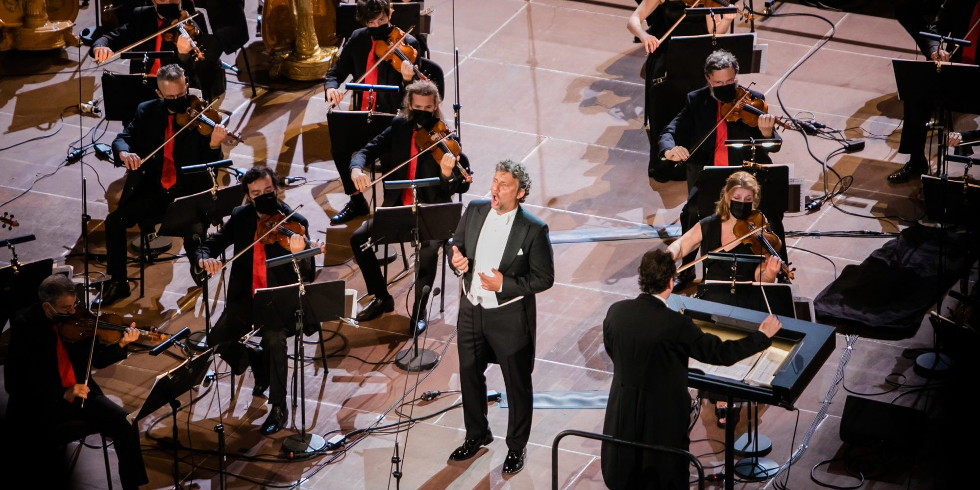 Jonas Kaufmann: Η Rolex ήταν χορηγός στη συναυλία του μεγάλου τενόρου στο Ηρώδειο