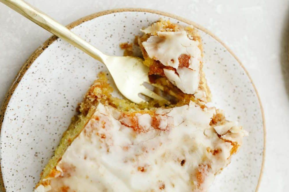Κέικ με κανέλα: Αυτό είναι το ιδανικό φθινοπωρινό πρωινό Ήρθε επιτέλους η εποχή της ζεστής σοκολάτας και του κέικ. Με αυτή τη συνταγή που περιλαμβάνει κανέλα, σίγουρα θα αντληφθείτε πως το φθινόπωρο όσο μελαγχολικό κι αν είναι, έχει και τα θετικά του!