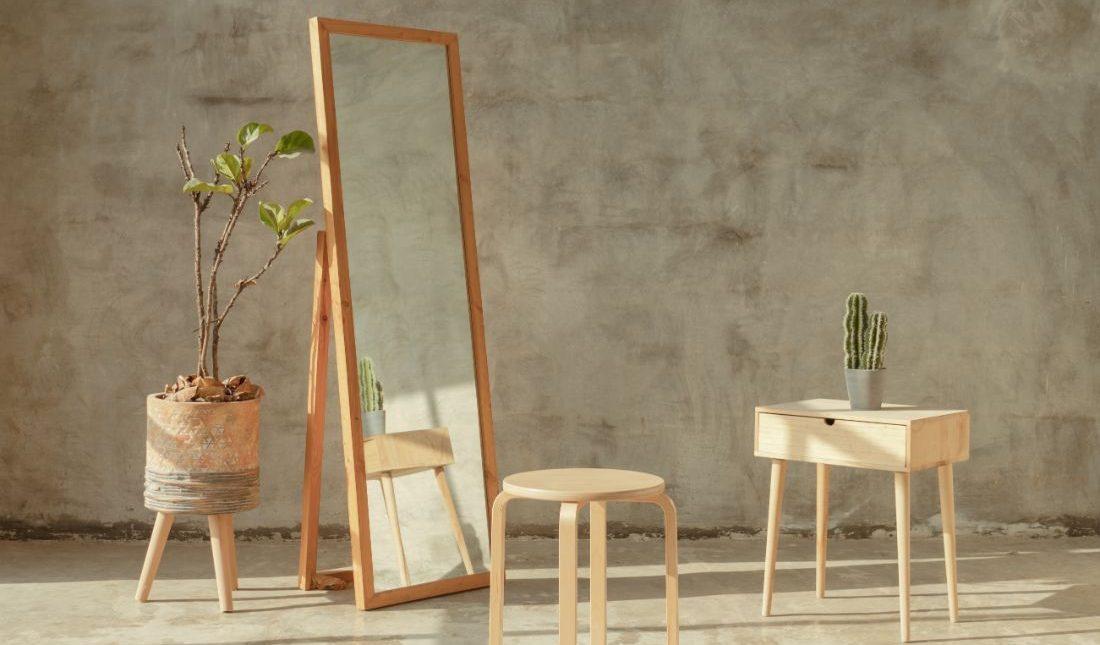 8 καθρέφτες που θα κάνουν ακόμα και τον πιο μικρό χώρο να δείχνει αρκετά μεγαλύτερος Ξέχνα για μιά στιγμή τις γρατζουνιές στους τοίχους και ανακάλυψε τους 10 ολόσωμους καθρέφτες στους οποίους αξίζει να επενδύσεις και σίγουρα θα δώσουν την αίσθηση του βάθους ακόμη και στο πιο μικρό δωμάτιο.