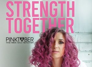 To Hard Rock Cafe Athens ανακοινώνει την 22η ετήσια καμπάνια Pinktober