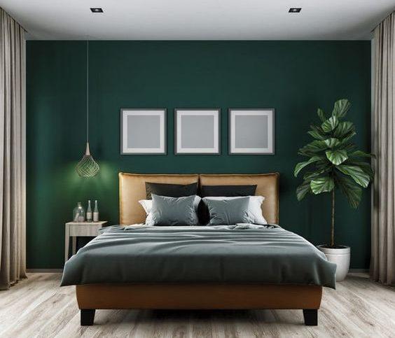 Green bedrooms για… όνειρα γλυκά! Το πράσινο καθησυχαστικό και εξισοροοπιστικό είναι ιδανικό για ένα καλαίσθητο υπνοδωμάτιο.