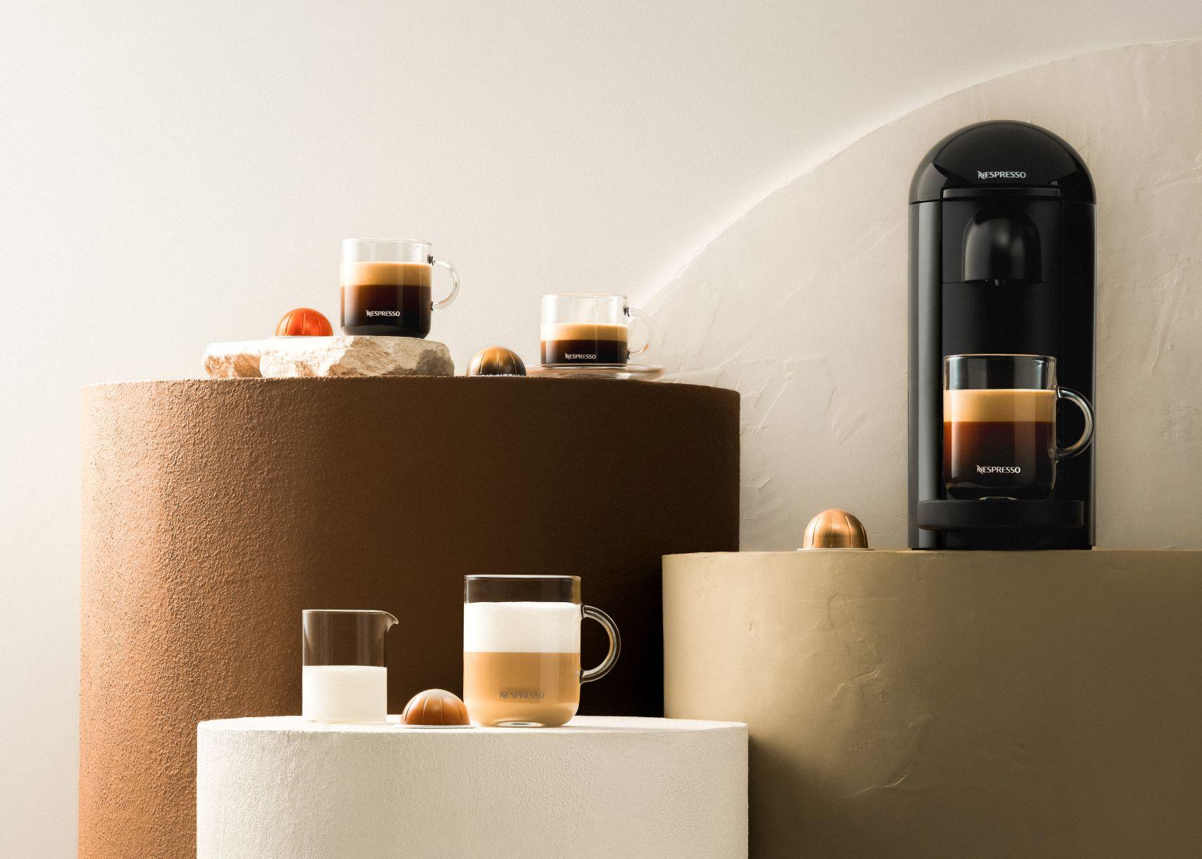 H Nespresso παρουσιάζει τη Vertuo Carafe  για καφέ με την παρέα με μία μόνο κάψουλα