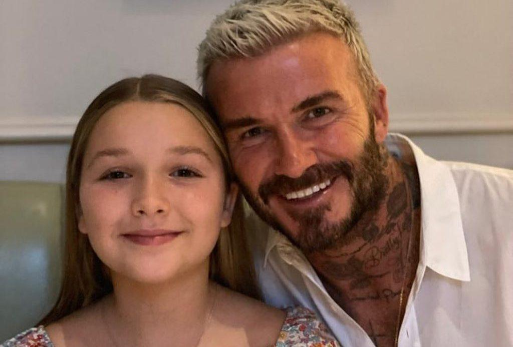 Περήφανος μπαμπάς ο David Beckham: Η διάκριση της κόρης του, Harper Η Harper Beckham πέτυχε μια σημαντική διάκριση.