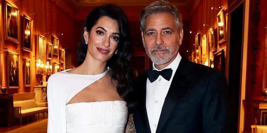 George & Amal Clooney: Η απίστευτη αποκάλυψη για τα δίδυμα παιδιά τους Ο George Clooney έκανε το reveal!